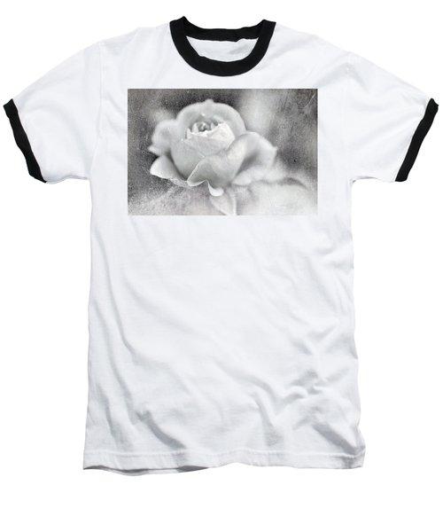 Cool Rose Baseball T-Shirt