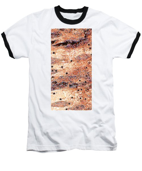 Baseball T-Shirt featuring the photograph Copper Lake 2 by Stephanie Grant