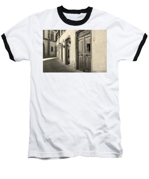 Corner Of Volterra Baseball T-Shirt