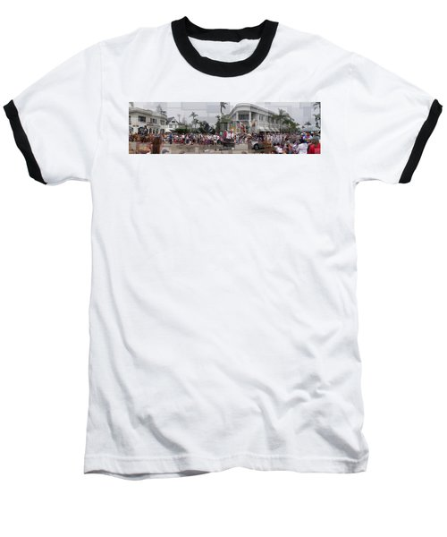 Coronado Fourth Of July Parade Baseball T-Shirt