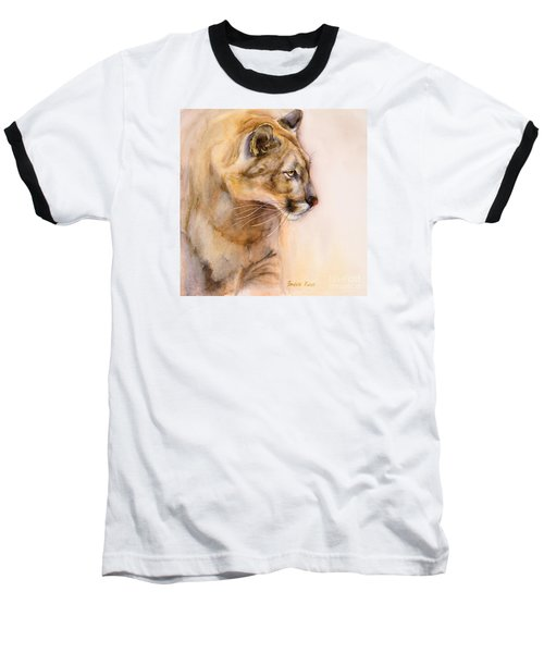 Cougar On The Prowl Baseball T-Shirt