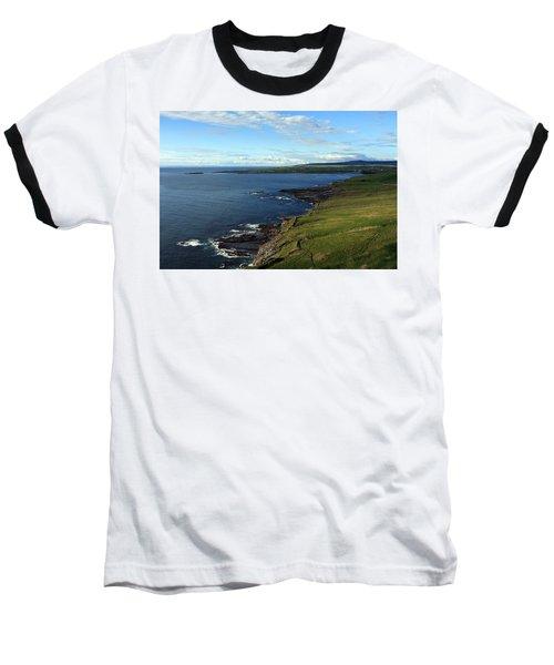 County Clare Coast Baseball T-Shirt