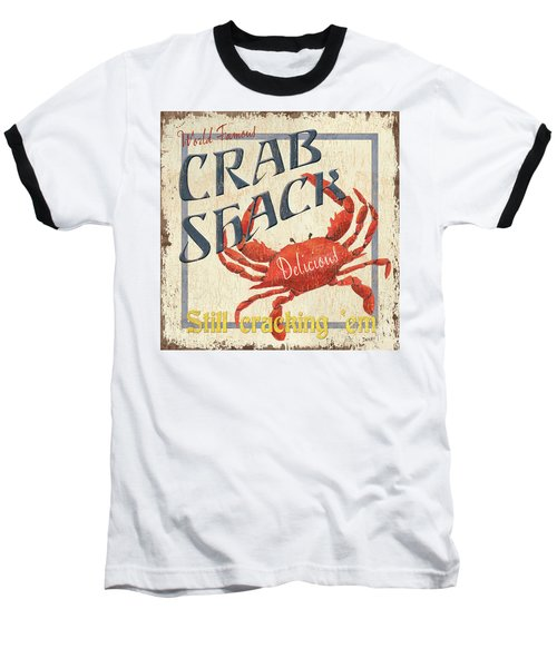 Crab Shack Baseball T-Shirt