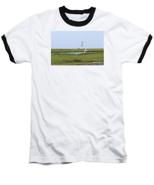 Crabber Baseball T-Shirt
