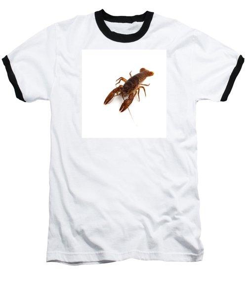 Crawfish Baseball T-Shirt