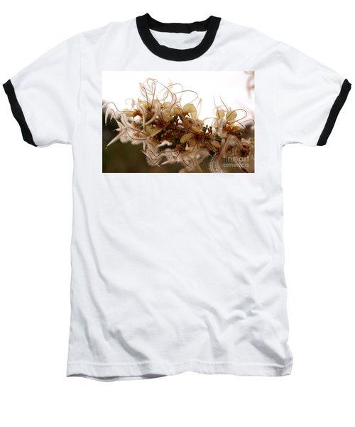 Curlleaf Mountain Mahogany Baseball T-Shirt
