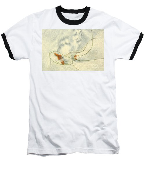 Curly Seaweed Baseball T-Shirt