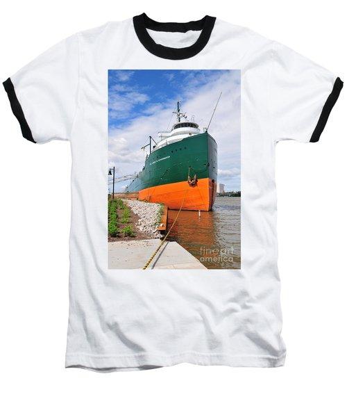 D12u763 Ss Col James M Schoonmaker Baseball T-Shirt