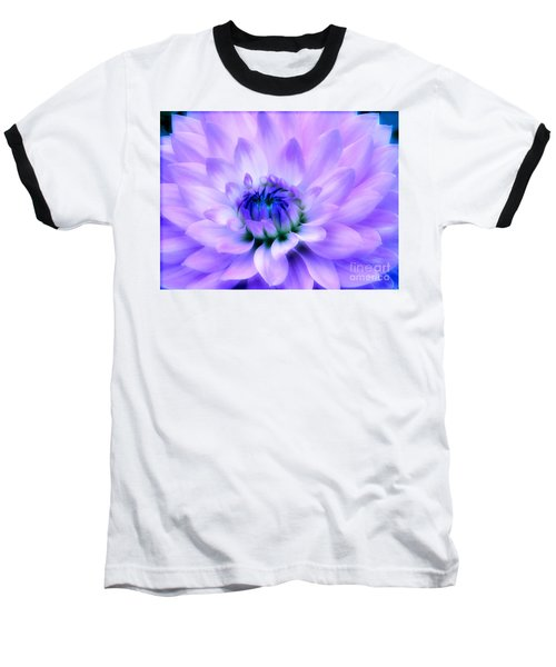 Dahlia Dream Baseball T-Shirt