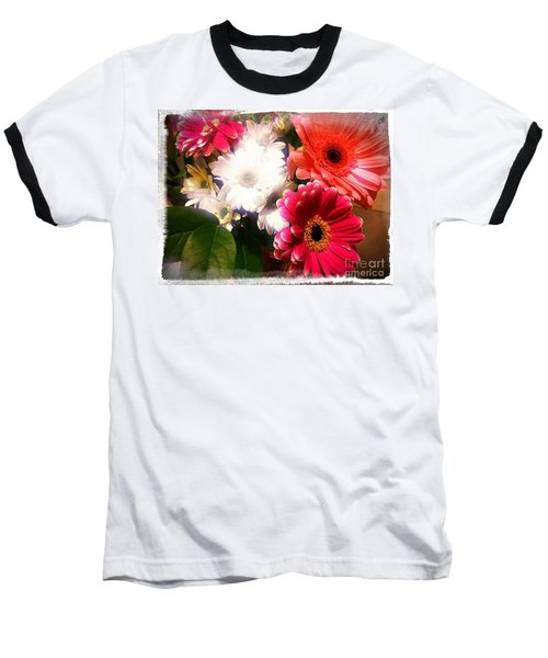 Daisy January Baseball T-Shirt