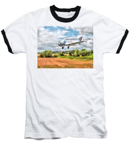 Dakota - Cleared To Land Baseball T-Shirt
