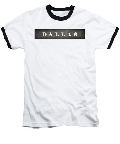 Dallas Baseball T-Shirt