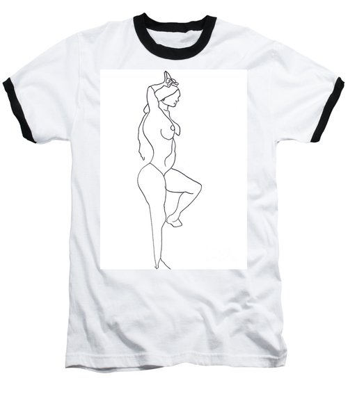 Dance Baseball T-Shirt