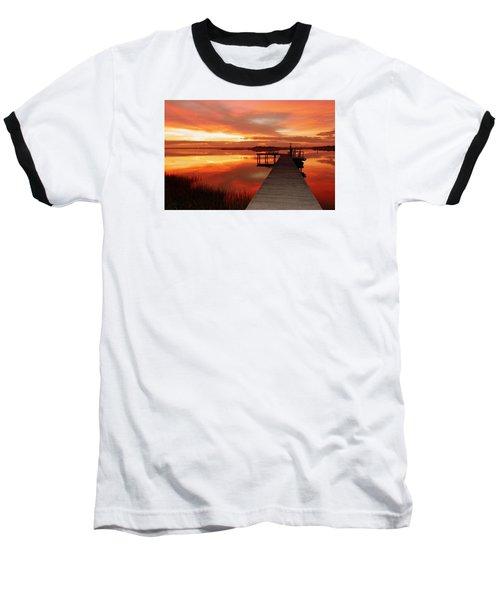 Dawn Of New Year Baseball T-Shirt