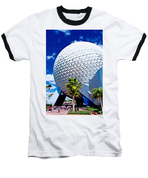 Daylight Dome Baseball T-Shirt