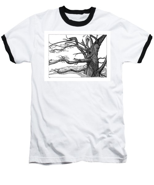 Dead Tree Baseball T-Shirt