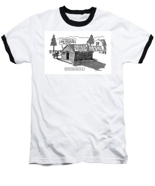 Debunkhouse Baseball T-Shirt