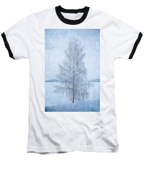 December Birch Baseball T-Shirt
