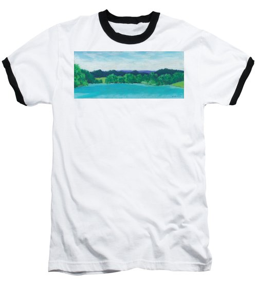 Deep Breath Baseball T-Shirt