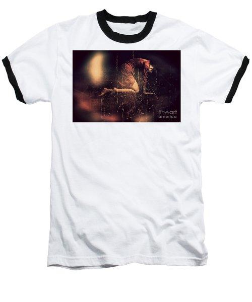 Defeated Baseball T-Shirt