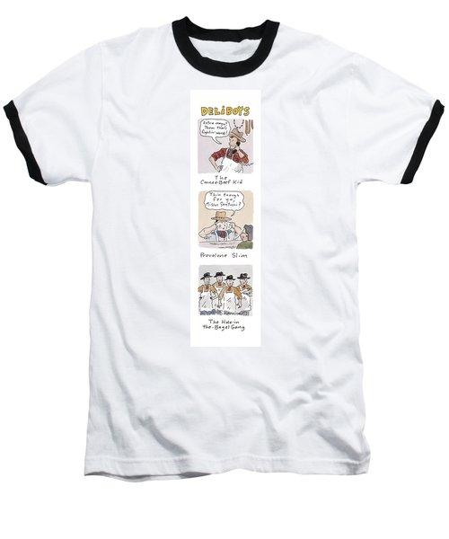 Deliboys 'extra Mayo?  Them Thar's Fightin' Baseball T-Shirt