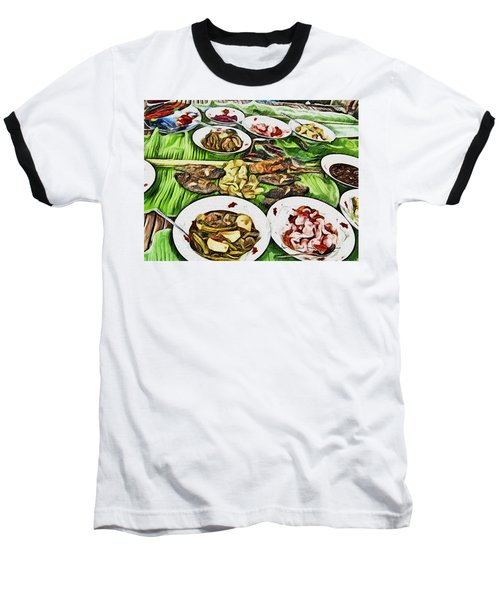 Deliciously Fresh Baseball T-Shirt