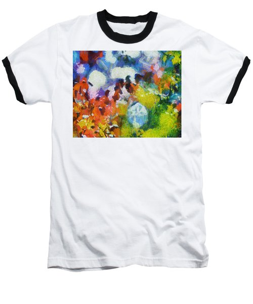 Baseball T-Shirt featuring the digital art Delightful Surprise by Joe Misrasi