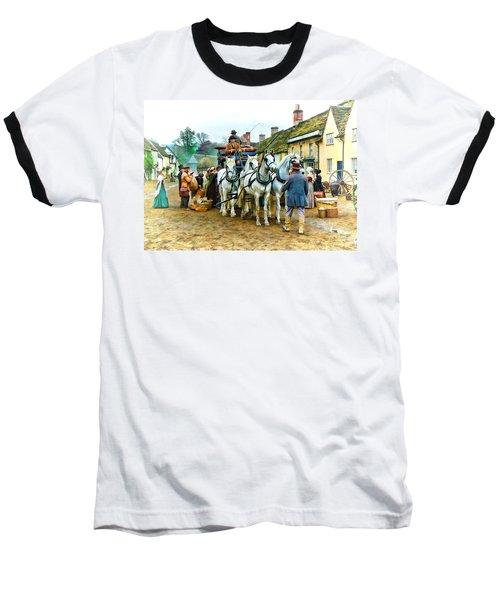 Departing Cranford Baseball T-Shirt
