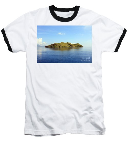 Baseball T-Shirt featuring the photograph Desert Island by Sergey Lukashin