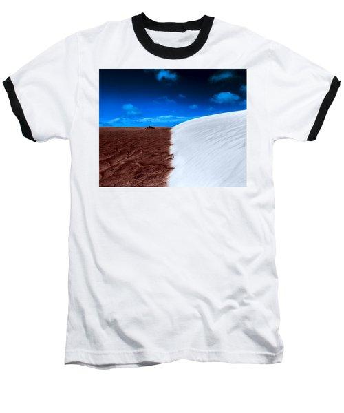 Desert Sand And Sky Baseball T-Shirt