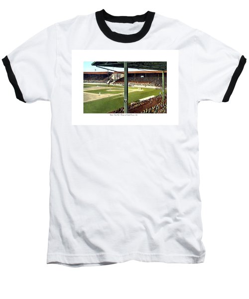 Detroit - Navin Field - Detroit Tigers - Michigan And Trumbull Avenues - 1914 Baseball T-Shirt