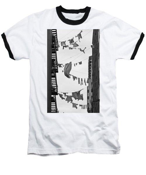 Dirty Laundry Baseball T-Shirt