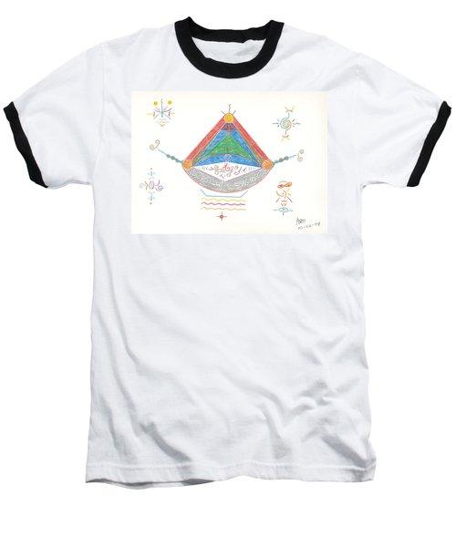 Divine Balance Baseball T-Shirt