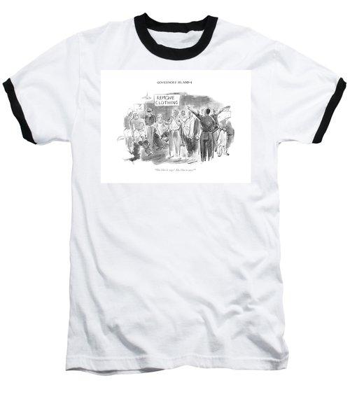 Do Like It Says! Do Like It Says! Baseball T-Shirt