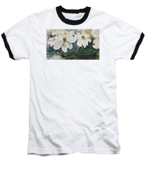 Dogwood 7 Baseball T-Shirt