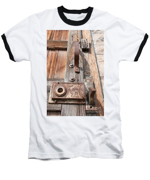 Door Knob Baseball T-Shirt