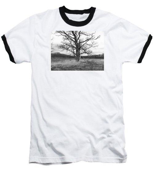 Dormant Beauty Bw Baseball T-Shirt