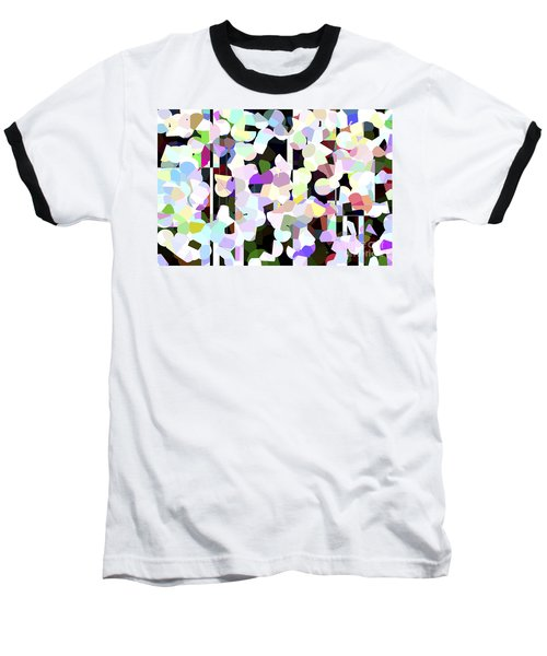 Dotted Car -part 1 Baseball T-Shirt