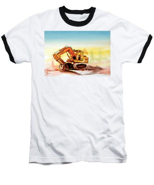 Dozer October Baseball T-Shirt