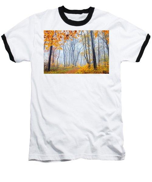 Dream Forest Baseball T-Shirt