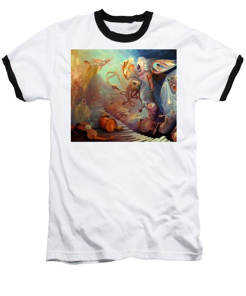 Dream Immersion Baseball T-Shirt