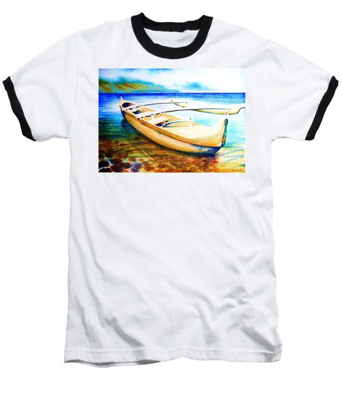 Dreams Of Polynesia Baseball T-Shirt