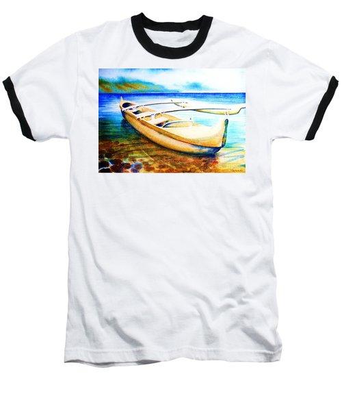Dreams Of Polynesia Baseball T-Shirt