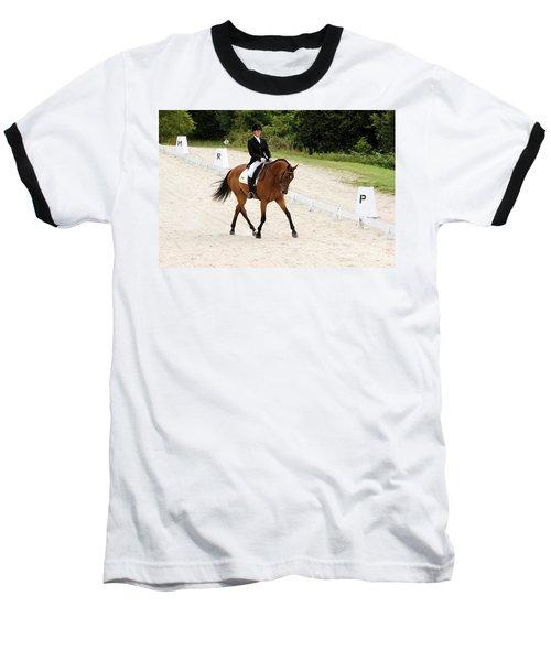 Dressage Test Baseball T-Shirt