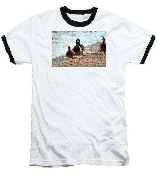 Duck Walk Baseball T-Shirt