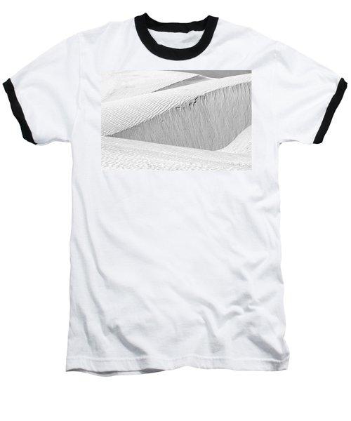 Dune Abstract, Paryang, 2011 Baseball T-Shirt