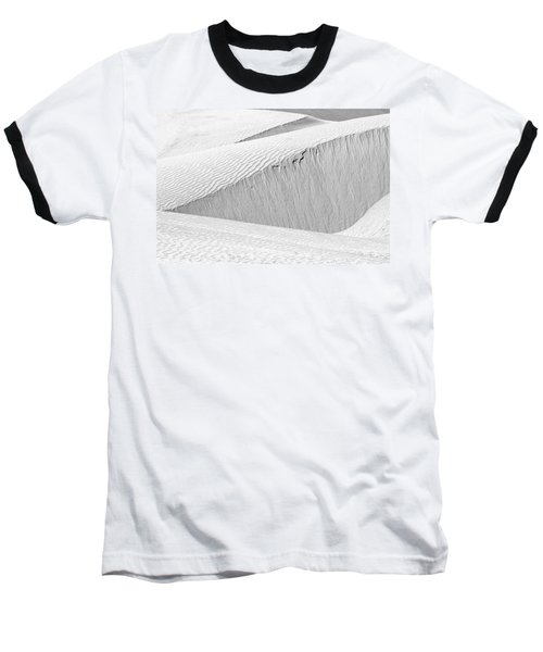 Dune Abstract, Paryang, 2011 Baseball T-Shirt