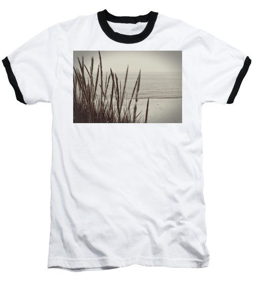 Dune Grass In Early Spring Baseball T-Shirt
