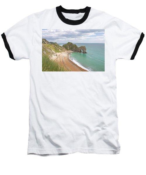 Durdle Door Baseball T-Shirt