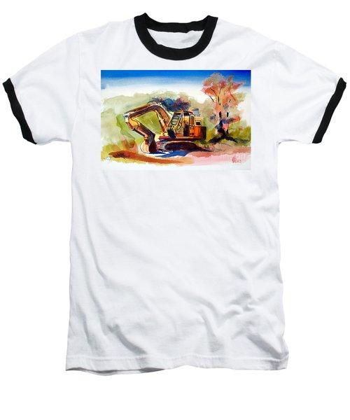 Duty Dozer II Baseball T-Shirt